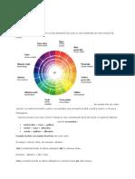Combinaţii cromatice