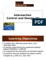 Intersection Control 2