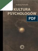 Kultura psychologów. Wprowadzenie do psychologii historyczno-kulturowej