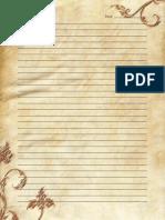 Old Diary Pgae