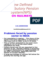 New Pension Scheme 291111