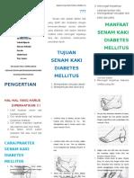 Leaflet Baru Senam Kaki Dm