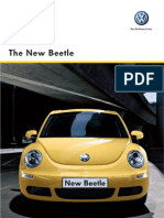The New VW Beetle Pamphlet