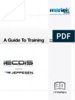 IECDIS Training Guide