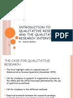 Qualitative Class 1
