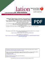 Defining the Optimal Degree of Heparin Anticoagulation
