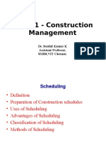CLE211 - Construction Management -3