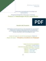 Fase Investigación Módulo 5 Capacitación FATLA