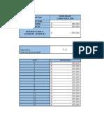 Ejercicio de Evaluacion Financiera de Proyectos