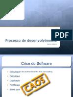 analise projeto de sistema