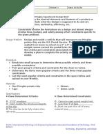 2 4 3 pringles experiment classcriteria constraints