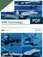 GKN Antihielo Leading the Way Toward More Efficient Aircraft