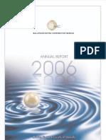 MARC Annual Report 2006
