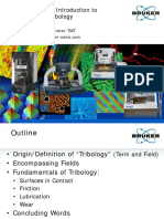 Tribology Basics