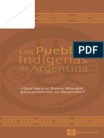 Banco Mundial y Pueblos Indígenas 2
