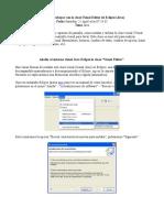 Instalar y Trabajar Con La Clase Visual Editor de Eclipse
