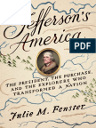 Jefferson's America by Julie Fenster Excerpt