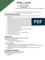kells resume