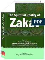 The Spiritual Reality of Zakat English Edition