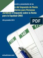 Cartilla RENTA 2014 Actualicese Libro_drpj_v