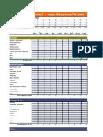 Planificateur Du Budget Familial