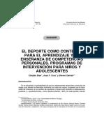 El deporte como contexto para el aprendizaje y la enseñanza de las competencias personales Programa para niños y adolescentes.pdf