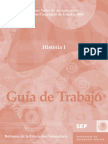 Historia I Primer Taller de Actualización Sobre Los Programas de Estudio 2006
