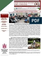 2016 AAMU SFRC Newsletter