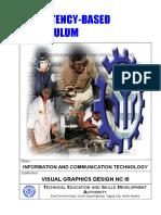 Visual Graphics Design NC III CBC