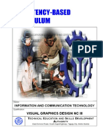 Visual Graphics Design NC III CBC