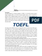 Bahasa Inggris Bisnis 2 TOEFL