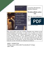 Cornelius Buchmann & Herbert Künzel - Freiberuflich Arbeiten