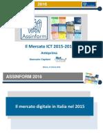Report Assinform 2016