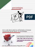 Porcentaje Ppt