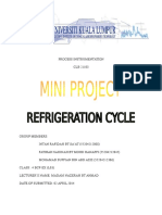 Refrigeration Cycle.docx