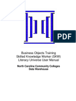 Literacy SKW User Manual