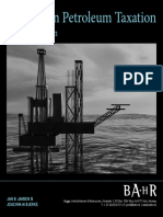 Norwegian Petroleum Taxation