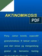 Diagnosis & Terapi Jamur