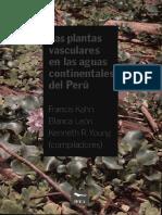 Plantas Acuaticas Del Peru