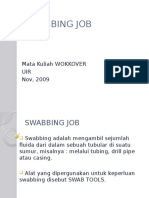 04.Swabbing Job