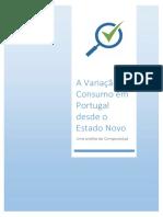 ComparaJá.pt | Análise Sobre Variação Do Consumo