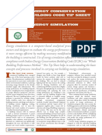 Energy Simulation Tip Sheet (v-3.0 March 2011)