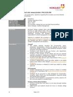 Furniture Management Procedure v1 0