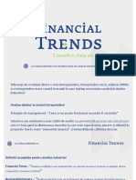 5 Beneficii Cheie Ale Analizei Industriei - Financial Trends