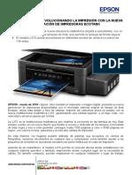 NP EPSON Presenta Nueva Impresora Modelo L375_1