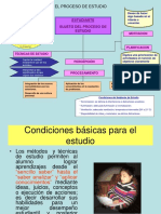 1. El Proceso de Estudio