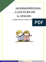 Escala Diagnósticas de Lectura
