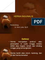 Diskusi Dr. Amir - Hernia Inguinalis