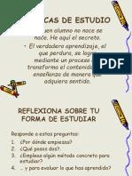 5. Técnicas de Estudio en General - B