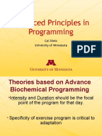 Cal Dietz- Advanced Principles in Programming